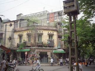 Ha Noi's Old Quarter © upyernoz