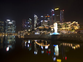 Merlion Park © Steve Collis