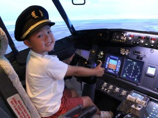 Flight Experience Singapore © Flight Experience Singapore - real flight simulator for the public!