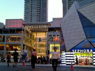 Pavilion Mall © wikipedia