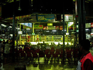 Lumpinee Boxing Stadium © Mark Rauterkus