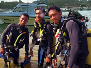 AquaMarine Diving - Bali