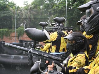 Paintball Saigon © Paintball Saigon