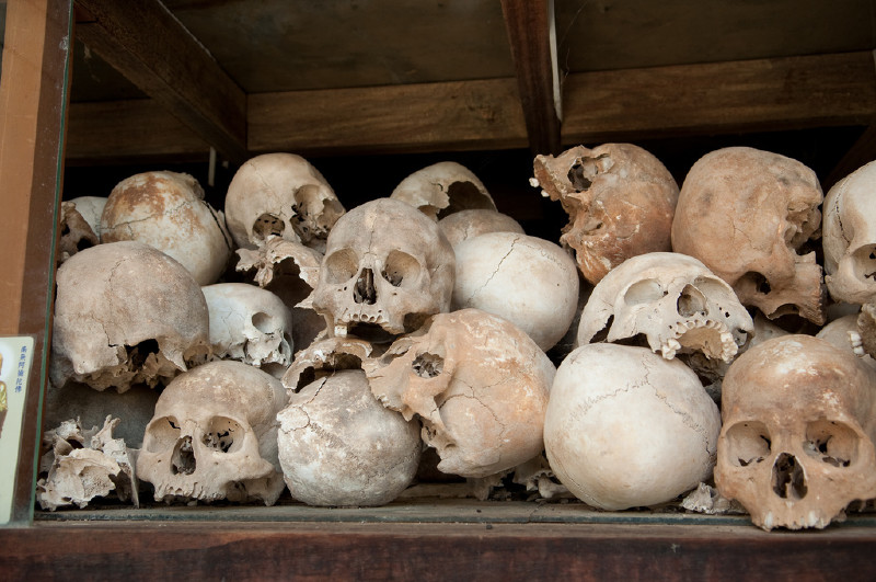 The Killing Fields (Choeung Ek)