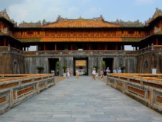 A trip to Hue © Everest Global Travel