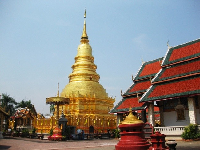 Half day Hariphunchai Kingdom ,Lamphun Tour