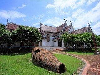 Chiang Mai National Museum © travelneu