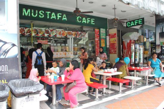 Mustafa Centre in Singapore - Shopping in Singapore