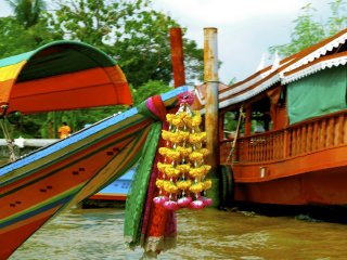 Chao Phraya River & Waterways © pointsandtravel