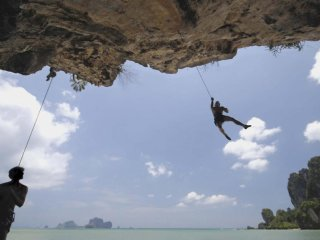Rock Climbing Railay - Full Day