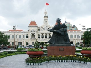 Ho Chi Minh City Tour Full Day © swallowtravel
