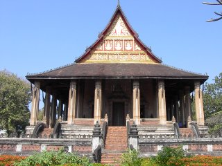 1 day in Vientiane for backpackers