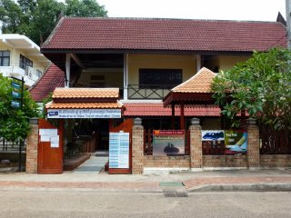 Ispot Travel Information Center