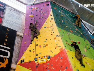 Class 5 Recreational Climbing Center © Class 5 Recreational Climbing Center