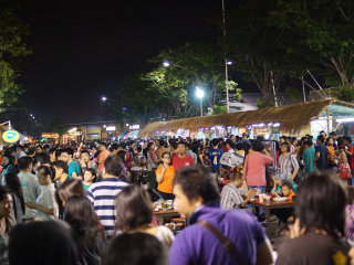 Pakuwon Food Festival © Ferry