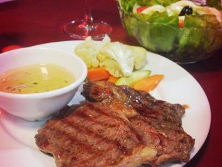Tbone Steak House