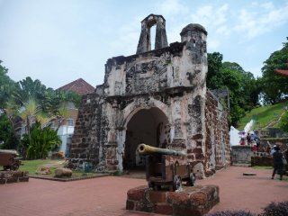 Historical Malacca (600 years of history)