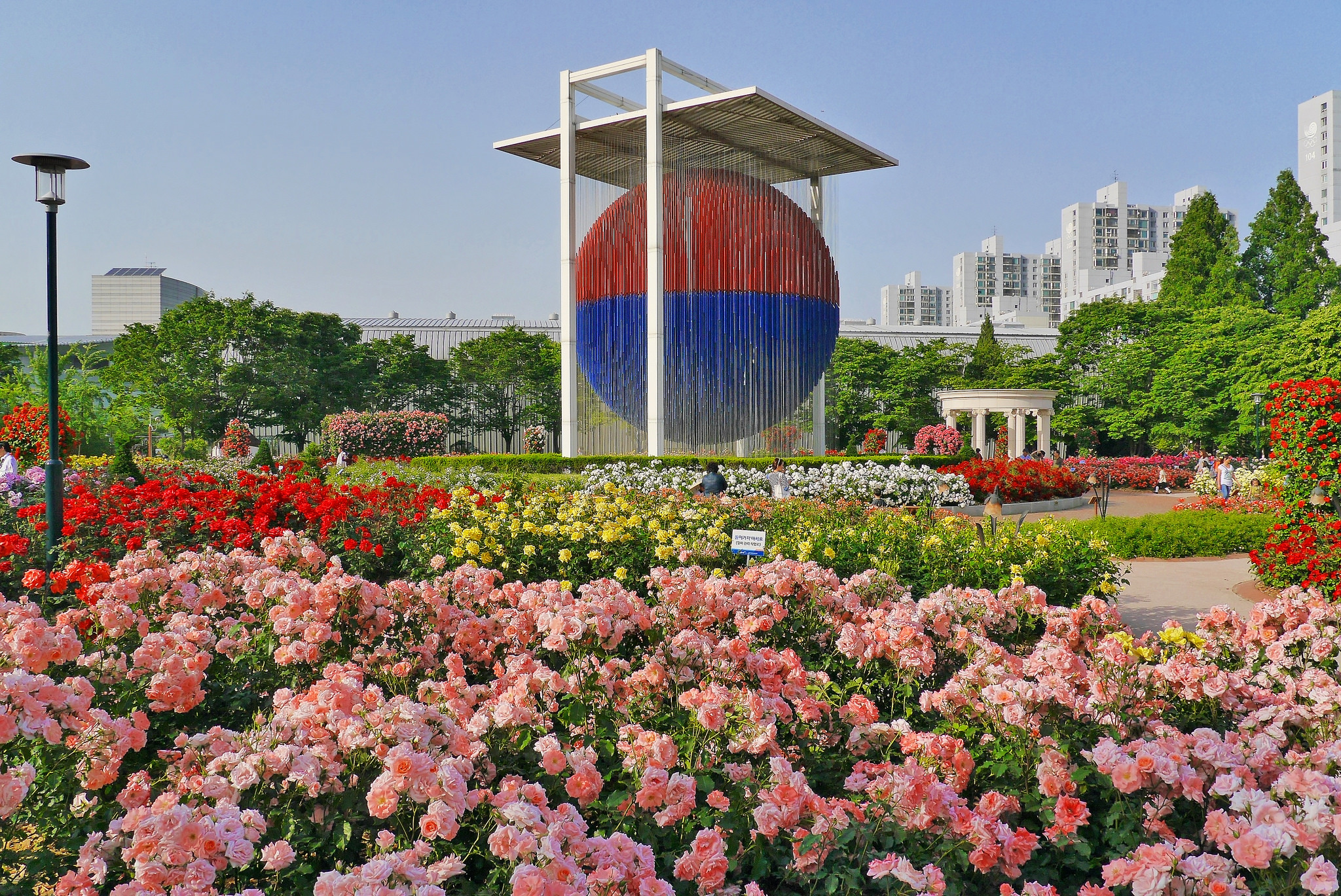 Olympic Park in Seoul - Attraction in Seoul, South Korea - Justgola