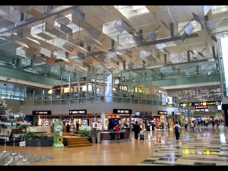 Changi Singapore International Airport