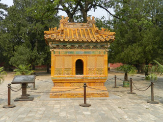 Ming Tombs © Allan Watt