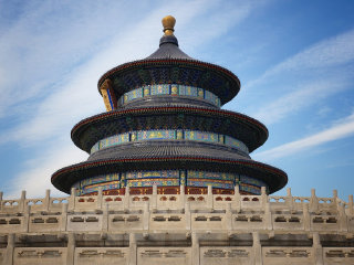 Temple of Heaven © David Gordillo