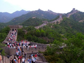 Great Wall Of China © Jasmin