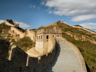 Great Wall Of China © exfordy