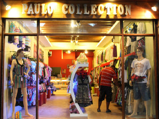 Paulo Collection Body Wear