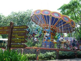 Taman Safari Indonesia 2 Prigen