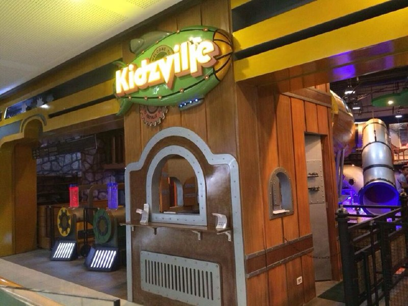 KidzVille at SM Aura (Taguig)