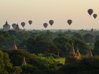 Bagan Temple Trip in 1 Day