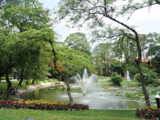 Zoo and Botanical Gardens