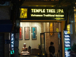 Temple Tree Spa © Temple Tree Spa