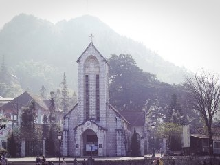 Stone Church © Vietsense Travel
