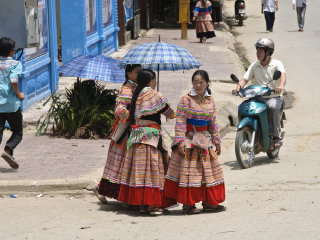 Bac Ha District