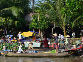 Itinerary for Mekong Delta Trip in 2 Days © Lily