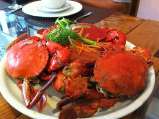 Heritage Crab House Seafood Restaurant