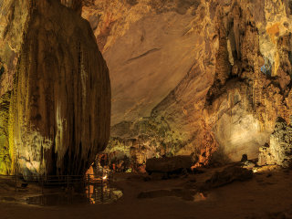 Hue to DMZ to Phong Nha-Ke Cave 3 days 2 nights