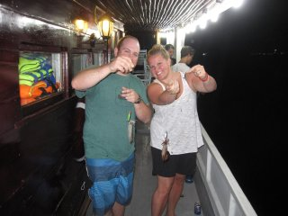 Sunset BBQ & Night Squid Fishing Phu Quoc