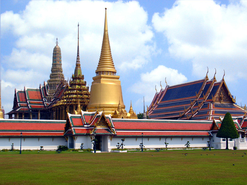 Royal Grand Palace Or Wat Prakaew Tour