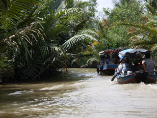 Mekong Delta Floating Life Day Tour