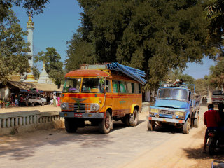 Bagan Shwe Pyi Highway Bus Terminal