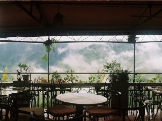 Cafe in the Clouds