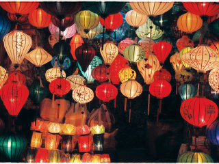 Half Day Making Lantern in Hoi An