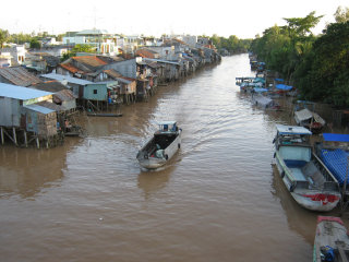 Mekong Delta - Ben Tre in 1 Day © Lily