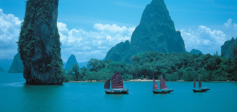 James Bond Island Tour By Longtail Boat In Phuket Activity
