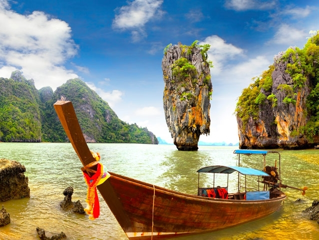 James Bond Island Tour By Cruise Boat In Phuket Activity