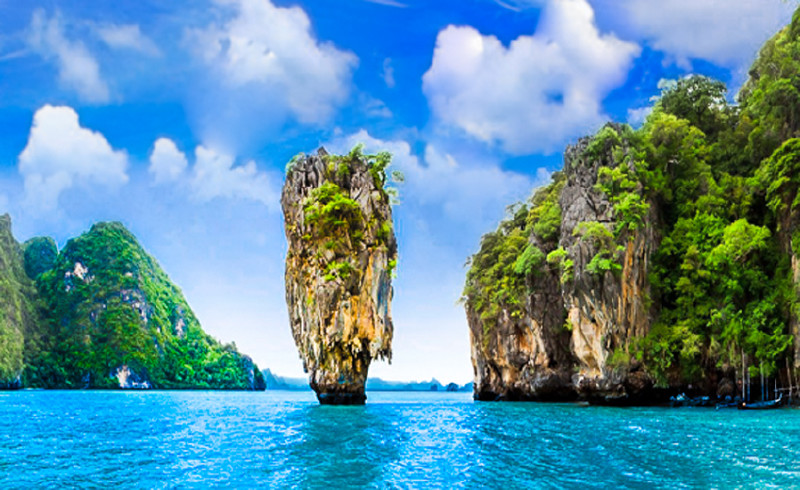 James Bond Island Tour By Speed Boat In Phuket Activity In