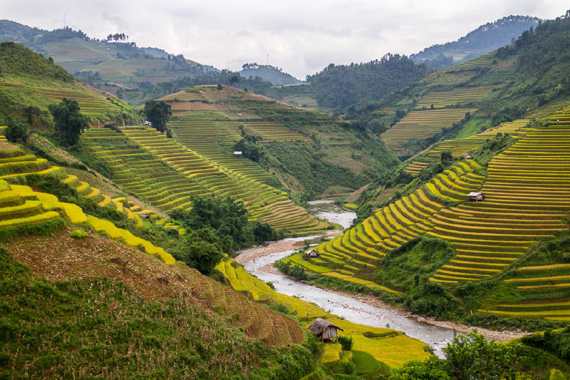 Motorbike Sapa – Mu Cang Chai Tour 6 Days 5 Nights