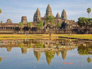 Siem Reap: Angkor Small Circuit Temples Self-Guided Day Tour